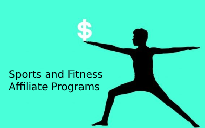Sports and Fitness Affiliate Programs