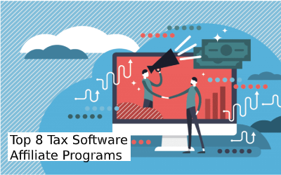 Top 8 Tax Software Affiliate Programs