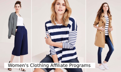 Women's Clothing Affiliate Programs